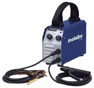 metabo e150 elektroden schwei ger t 0021015000. Black Bedroom Furniture Sets. Home Design Ideas