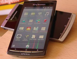 Talkmobile Sony Ericsson Xperia arc (various contracts) -- ©Tarifagent.com