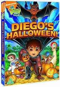 Go Diego Go! - Diego's Halloween (DVD) (UK)