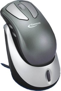 Typhoon Unplugged Mouse II, PS/2 & USB (40259/40159B)