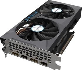 GIGABYTE GeForce RTX 3060 Eagle 12G (Rev. 1.0), 12GB GDDR6, 2x HDMI, 2x DP (GV-N3060EAGLE-12GD)