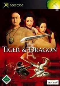 Tiger & Dragon (niemiecki) (Xbox)