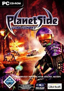 Planetside - Core Combat (Add-on) (MMOG) (niemiecki) (PC)