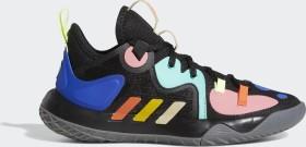 adidas Harden Step Back 2.0 core black/yellow/acid mint (Junior) (FZ1546)