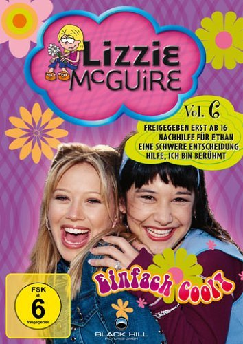 Lizzie McGuire Vol. 6 -- via Amazon Partnerprogramm