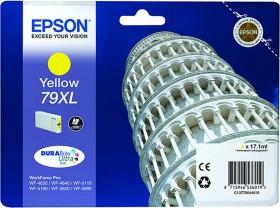 Epson Tinte 79XL gelb (C13T79044010)