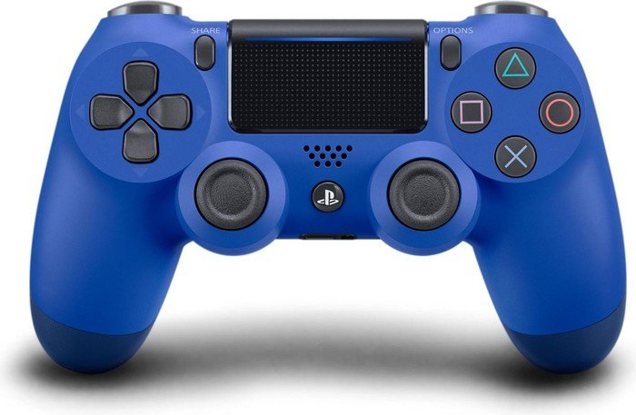 Sony DualShock 4 2.0 Controller wireless wave blue (PS4)