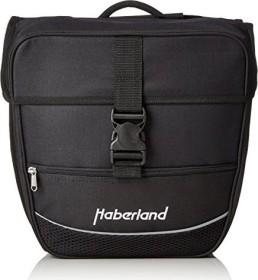 Haberland Beginner double bag luggage bag black