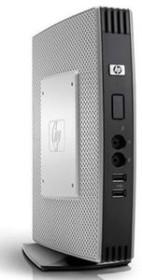 HP Compaq Thin Client T5740e, Intel Atom N280, 2GB RAM, 4GB Flash, WES 7 (A1U70AA)