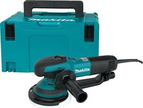 Makita BO6050J electric random orbit sander incl. MAKPAC