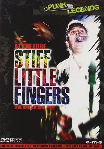 Stiff Little Fingers - At the Edge -- via Amazon Partnerprogramm