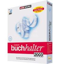 Lexware: Buchhalter 2003 8.0 (PC) (08848-0037)