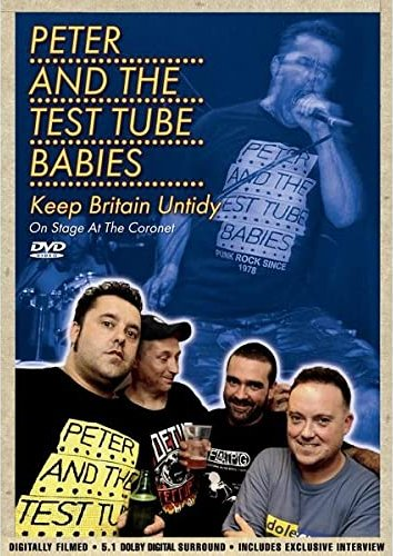 Peter and the Test Tube Babies - Keep Britain Un -- via Amazon Partnerprogramm
