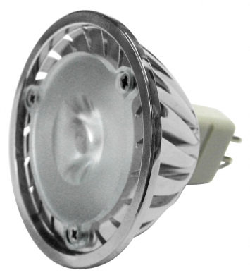 Bioledex 3x 1W HighPower LED Spot GU5.3 weiß (S16-1353-560)