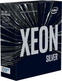 Intel Xeon Silver 4112, 4C/8T, 2.60-3.00GHz, boxed ohne Kühler (BX806734112)