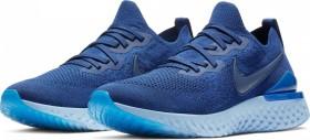 Nike Epic React Flyknit 2 blue void/indigo force/black (Herren) (BQ8928-400)
