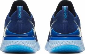 Herren Runningschuh Epic React Flyknit 2, weißblau, 44 12