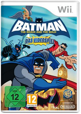 Batman - The Brave and the Bold (English) (Wii)