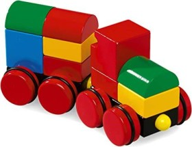 BRIO Magnetic Stacking Train (30124)