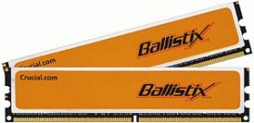 Crucial Ballistix DIMM Kit 2GB, DDR2-800, CL4-4-4-12 (BL2KIT12864AA80A)