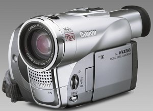 Canon MVX200 (9484A001)