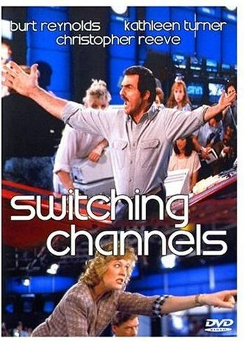 Switching Channels -- via Amazon Partnerprogramm