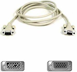 Belkin VGA Verlängerungskabel 1.8m/2m (verschiedene Modelle)