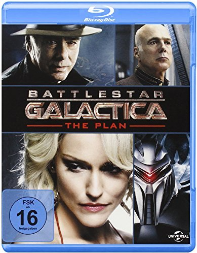 Battlestar Galactica - The Plan (Blu-ray) -- via Amazon Partnerprogramm