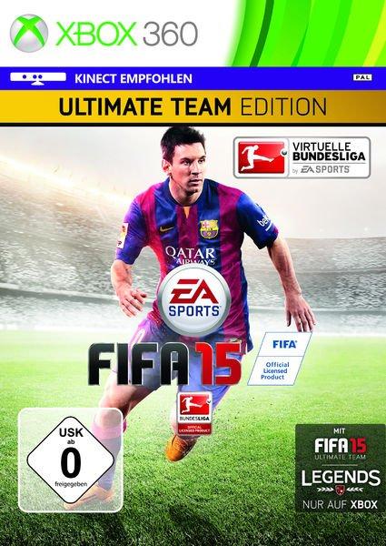 fifa 15 ultimate team edition кряк