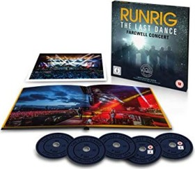 Runrig - The Last Dance (Limited Collector's Edition) (DVD)