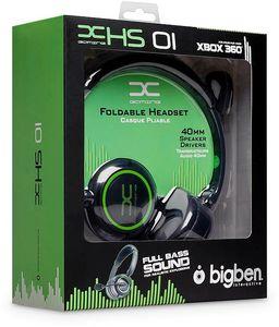BigBen Gaming Headset XHS 01 (Xbox 360) (BB295528)