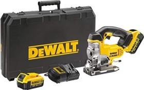 DeWalt DCS331M2 cordless scroll jigsaw incl. case + 2 Batteries 4.0Ah