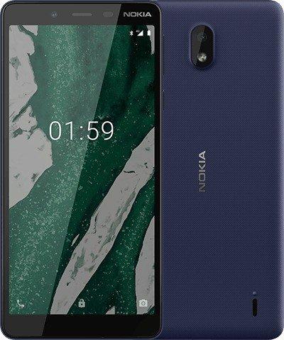 Nokia 1 Plus Dual-SIM blau