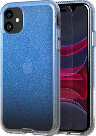 tech21 Pure Shimmer Case für Apple iPhone 11 blau (T21-7252)