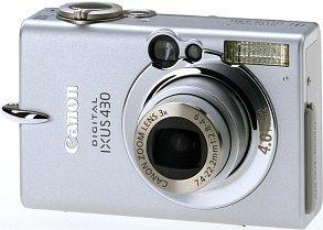 Canon cyfrowy Ixus 430 (różne zestawy)