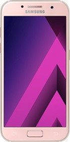 Samsung Galaxy A3 (2017) A320F pink