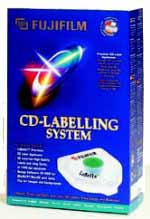 "Fujifilm CD-Labeling system ""LaBelle"", Profizestaw"