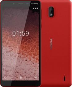 Nokia 1 Plus Dual-SIM rot