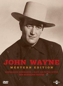 John Wayne Western Edition II (Schwarzes Kommando/Blut am Fargo River/...)
