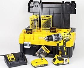 DeWalt DCK796D2T cordless combi drill incl. case + 2 Batteries 2.0Ah + Accessories