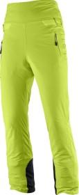 Salomon Catch Me ski pants acid lime (ladies) (397427)