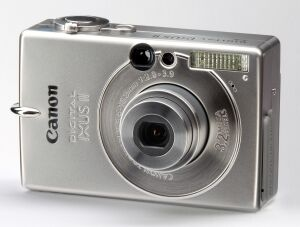 Canon Digital Ixus II (various bundles)
