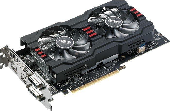 ASUS Radeon RX 470 DC2, RX470-DC2-4G, 4GB GDDR5, 2x DVI, HDMI, DisplayPort (90YV09J5-M0NA00)