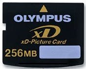 Olympus xD-Picture Card type S 256MB (N1732692)