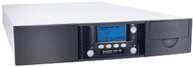 Tandberg StorageLibrary T24 1x LTO-Ultrium 4 HH, 9.6TB/19.2TB, SCSI (2409-LTO)