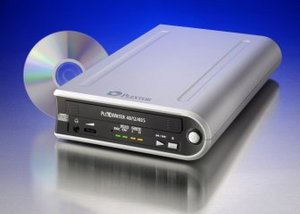 Plextor PlexWriter PX-W4012TSe external/SCSI