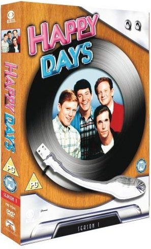 Happy Days Season  1 (UK) -- via Amazon Partnerprogramm