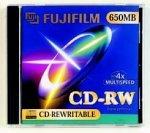Fujifilm CD-RW 74min/650MB