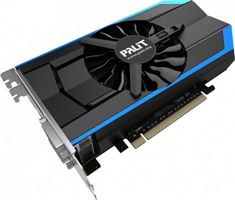 Palit GeForce GTX 660, 2GB GDDR5, 2x DVI, HDMI, DisplayPort (NE5X66001049-1060F)