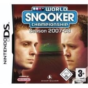 World Snooker Championship 2007/2008 (DS)
